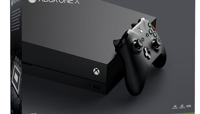 Caja Xbox One X