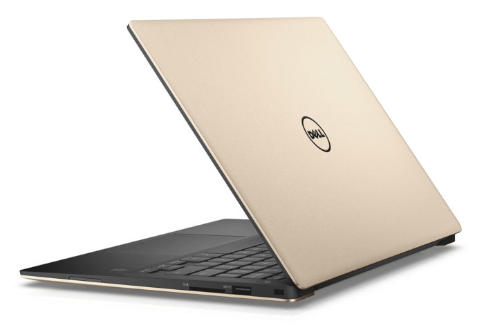 Dell XPS 13 (Model 9360) Touch 13-inch notebook computer, codename Dino 2 MLK.