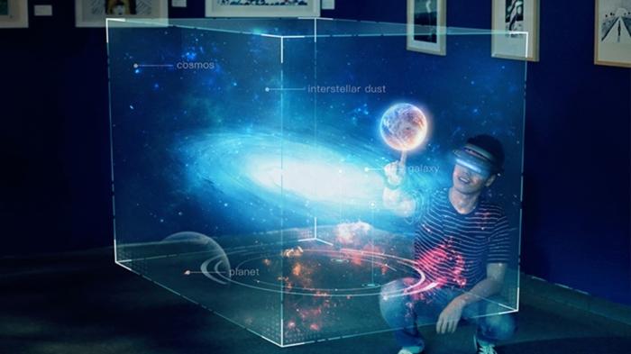 Holograma Universo