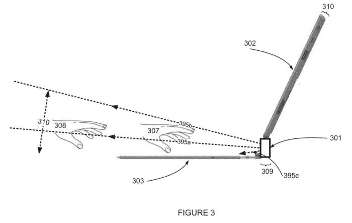 Patente Microsoft Mirada 2