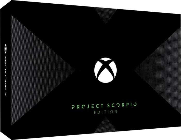 Project Scorpio Edition