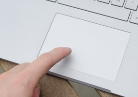 Trackpad Surface