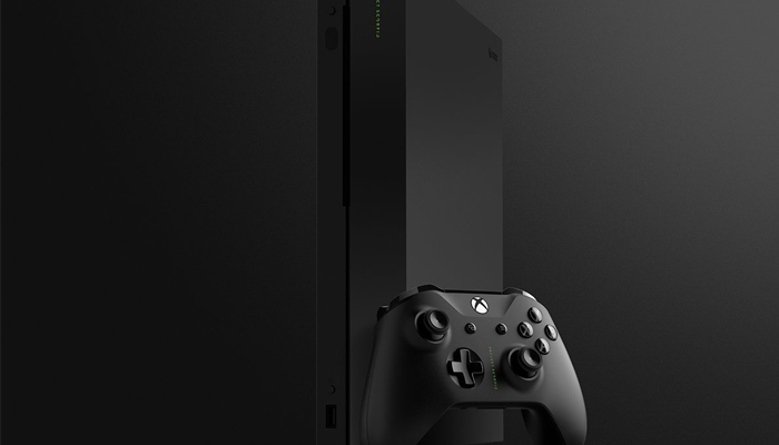 Xbox One Project Scorpio Edition