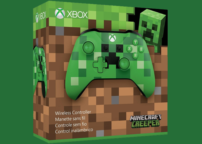 Control Xbox Minecraft Creeper