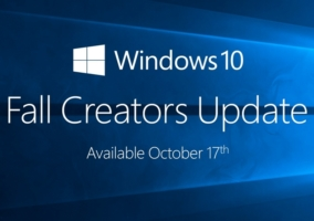 Fall Creators Update 17 Octubre
