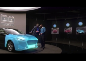 Hololens Diseño Ford