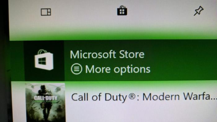 Microsoft Store Xbox One