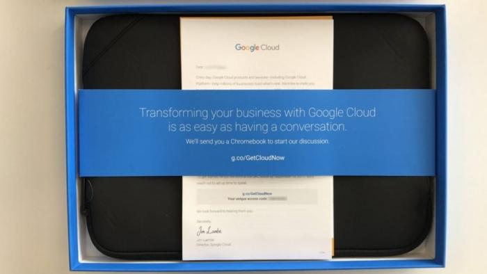 Paquete Google Cloud