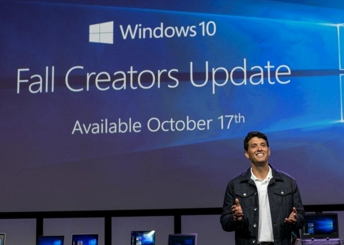 Presentacion Fecha Fall Creators Update