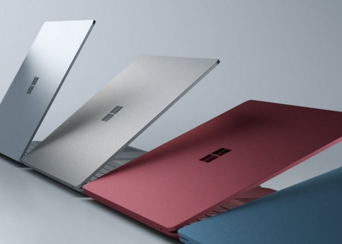 Surface Laptop Colores