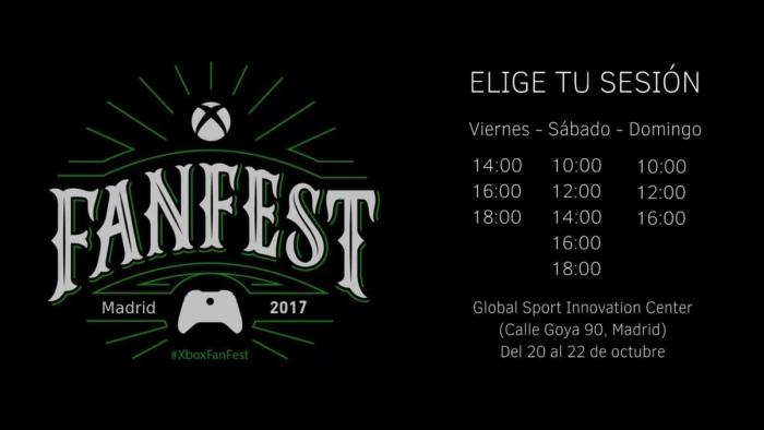 Xbox FanFest España
