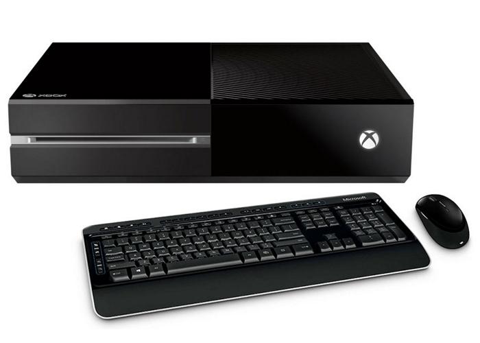 Xbox Teclado Raton