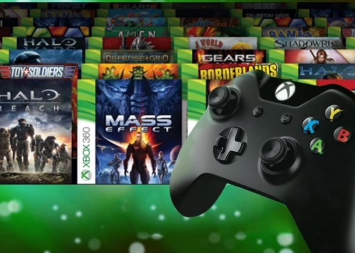 Control Xbox Clasicos