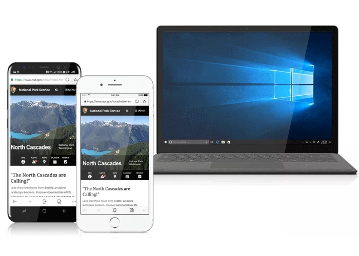 Edge Android Pc