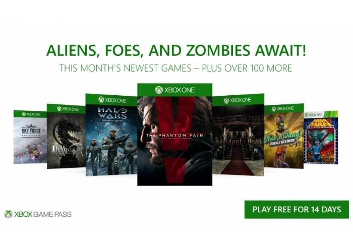 Estos Son Los Juegos Que Llegan A Xbox Game Pass En Noviembre