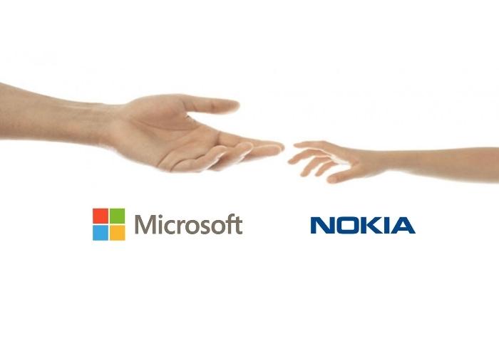 Microsoft Nokia Se Unen
