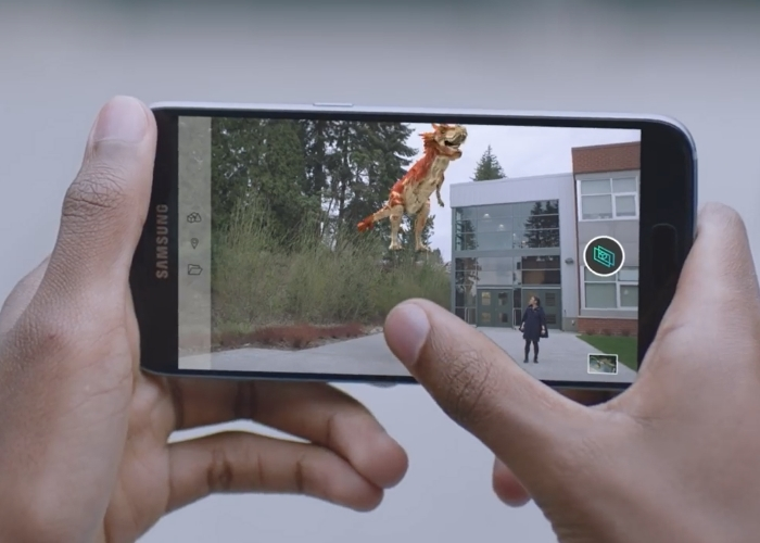 Mixed Reality Samsung