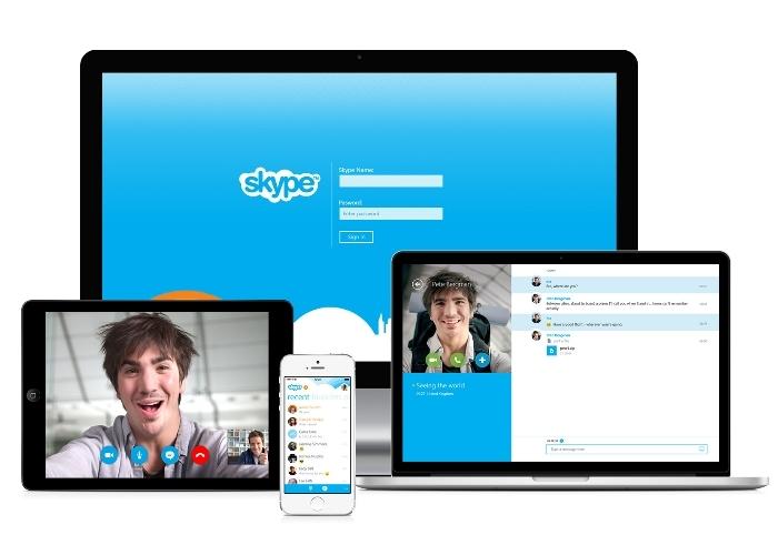 Plataformas Skype