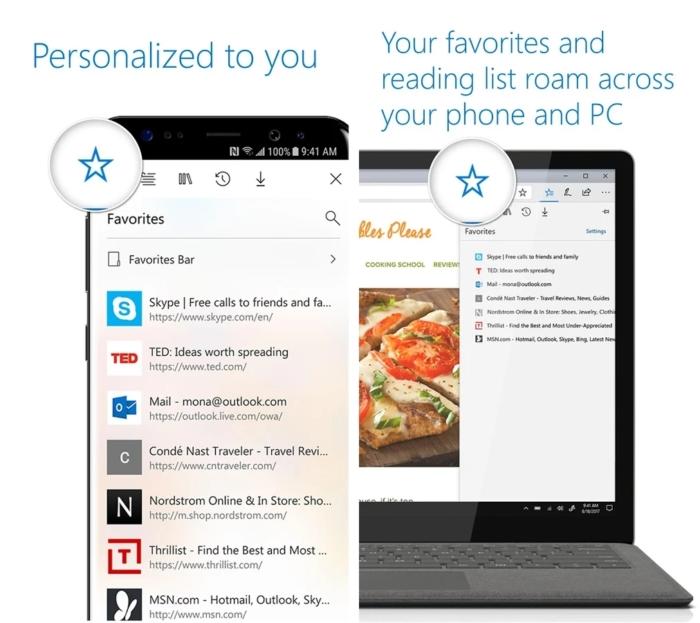 El bloqueador de anuncios de Microsoft Edge ya está disponible en iOS