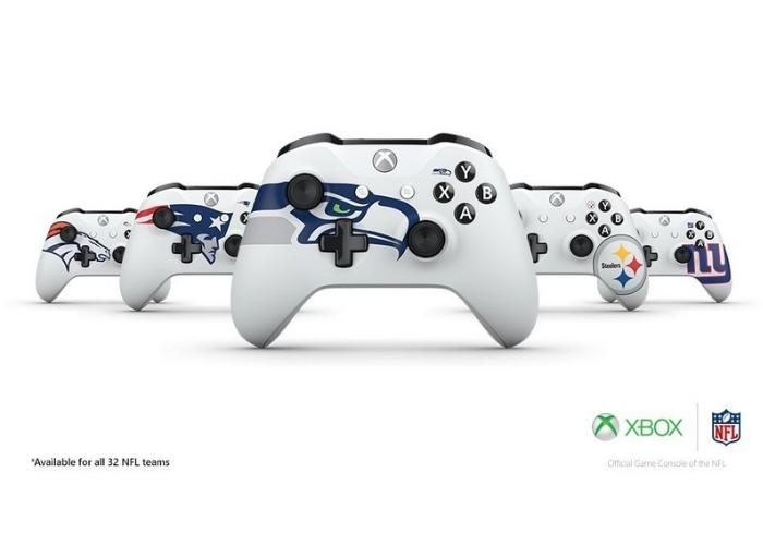 Diseño Control NFL