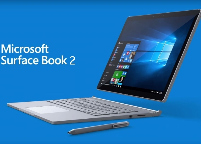 Surface Book 2 Anuncio