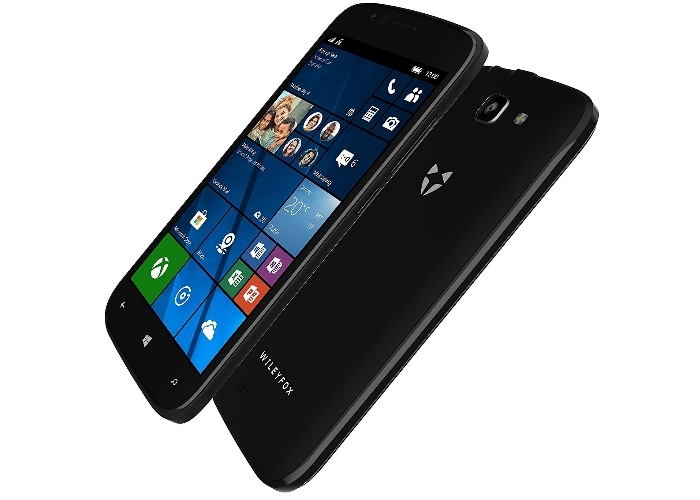 Wileyfox Windows