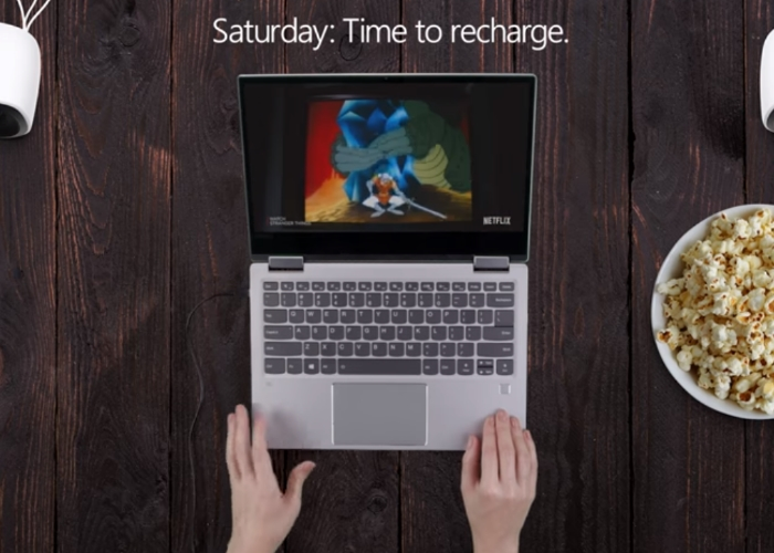 Laptop Windows 10 ARM Anuncio