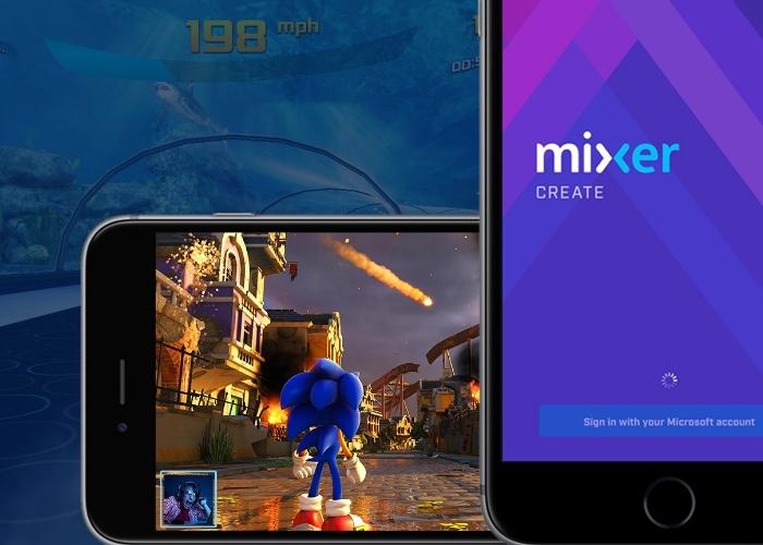 Mixer Juego iOS
