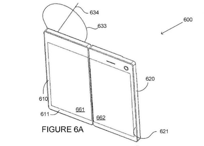 Patente Plegable
