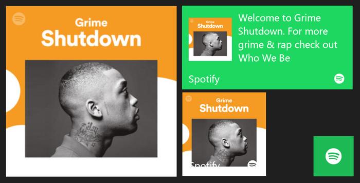 Spotify Dinamicos