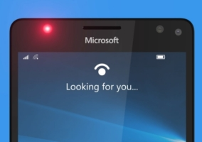 Windows Hello Lumia