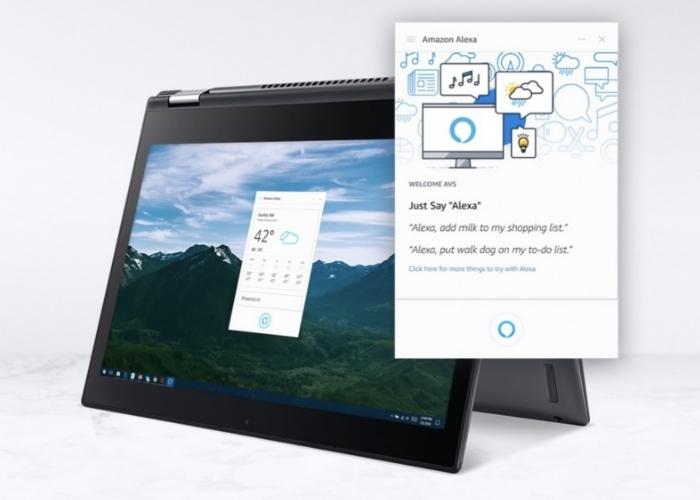 Alexa App Windows
