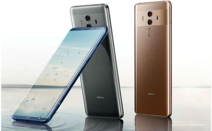 Huawei Mate 10 Agua