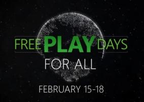 Free Play Days Febrero 2018