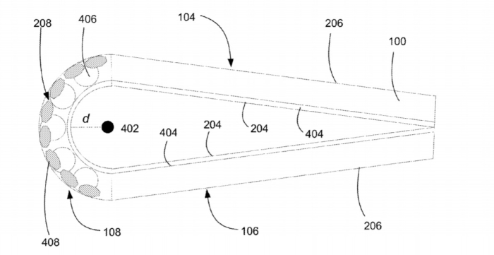 Bisagra Plegable Patente