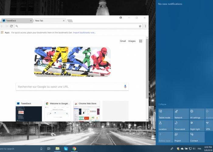 Chrome Centro de Actividades