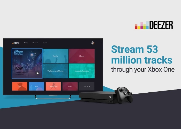 Deezer Xbox One