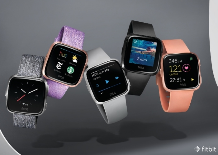 Fitbit Versa Modelos