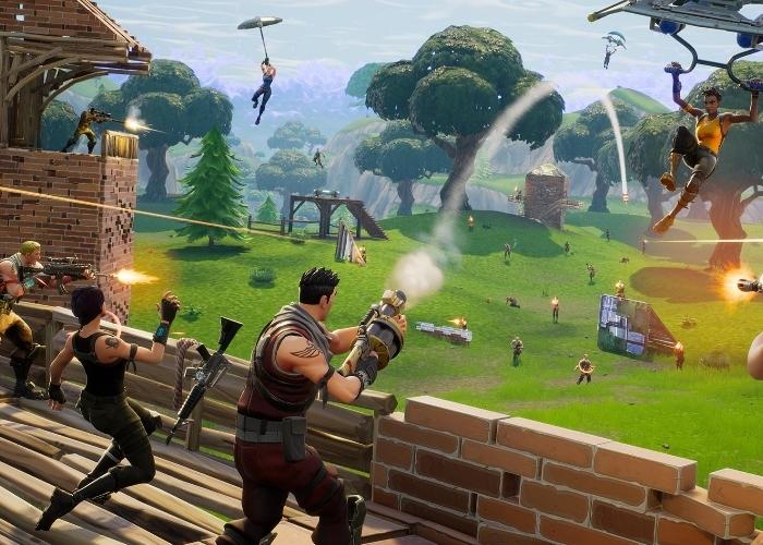 Sony Bloquea Fortnite Para Evitar El Juego Cruzado Con La Xbox One