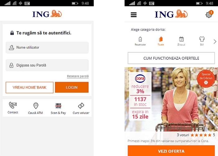 ING App Microsofto