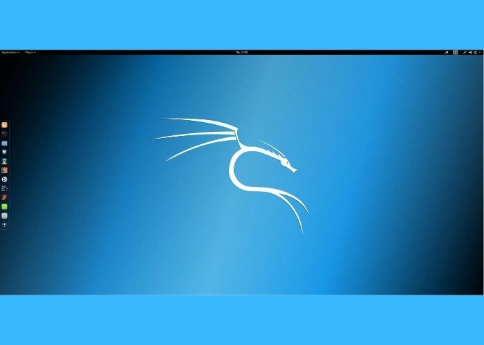 Kali Linux Portada