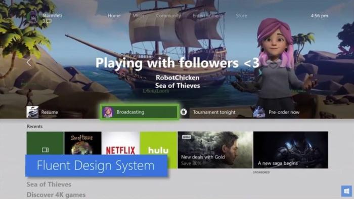 Nuevos Avatares Inicio Xbox