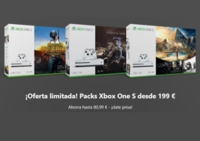 Packs Xbox One 199Euros
