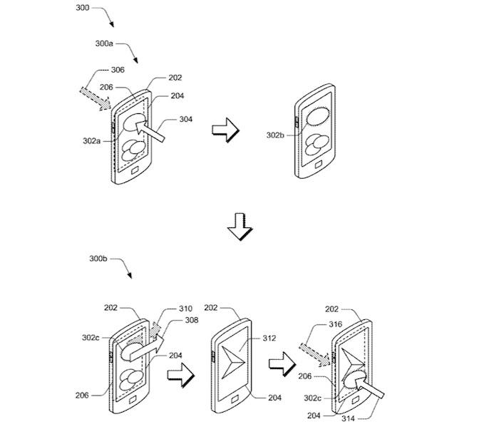 Patente Touch Microsoft