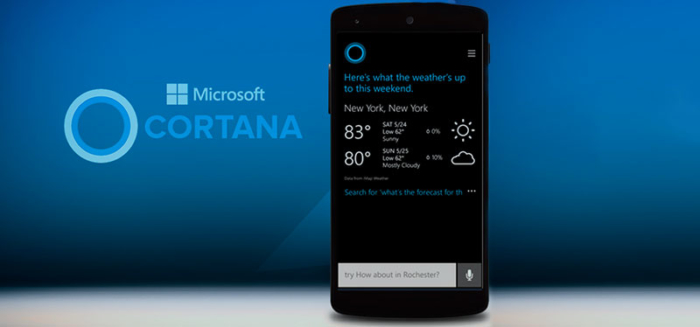 Cortana Android Presentacion