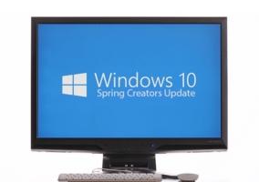PC Spring Creators Update
