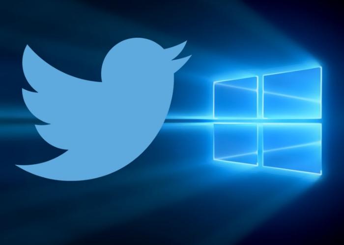 Twitter W10