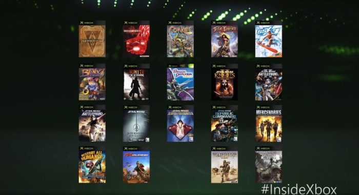 Xbox Original Retrocompatibles Abril