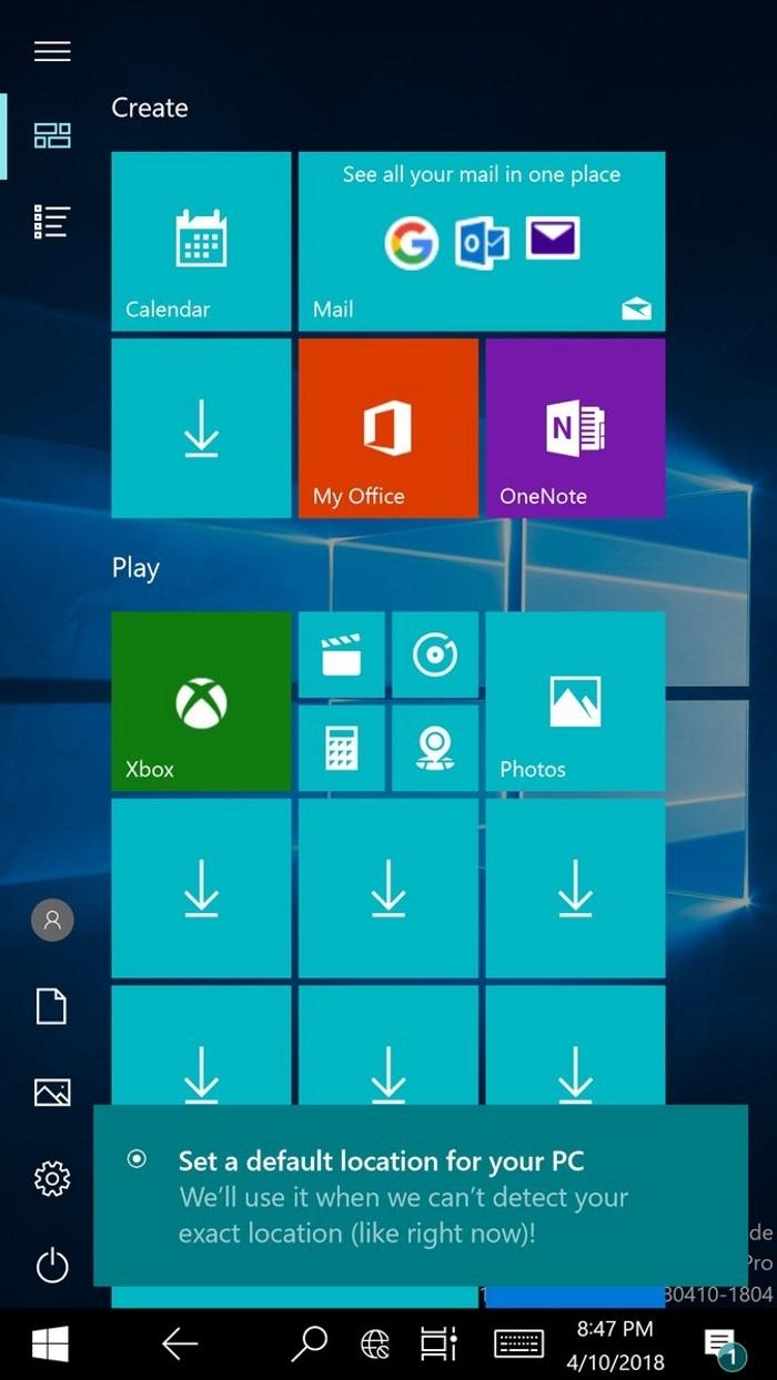 ¿Quieres instalar Windows 10 ARM en un Lumia 950 XL? Así puedes hacerlo