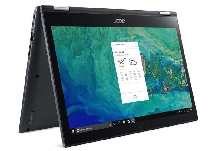 Acer será la primera en traer a Alexa como asistente por defecto en Windows 10